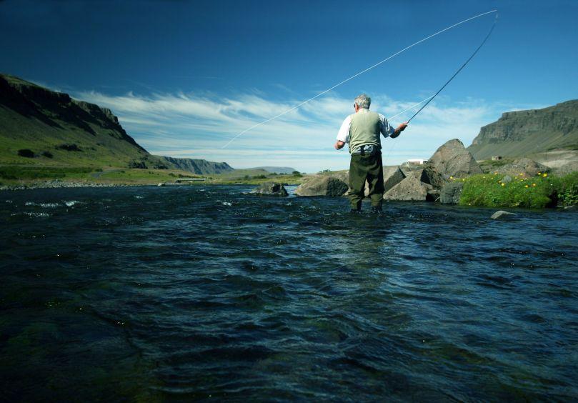 Fishing Drakensberg