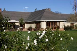 Elgin Guesthouse - Garden Area