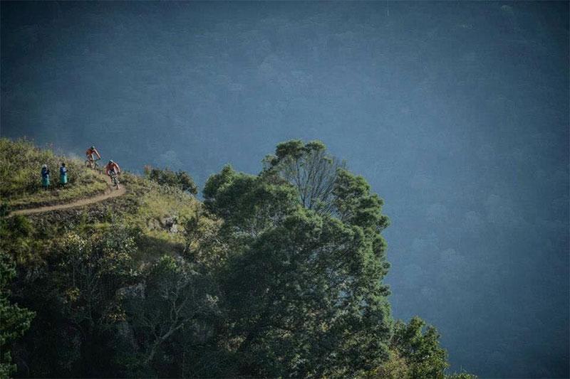 Moutain Biking Drakensberg